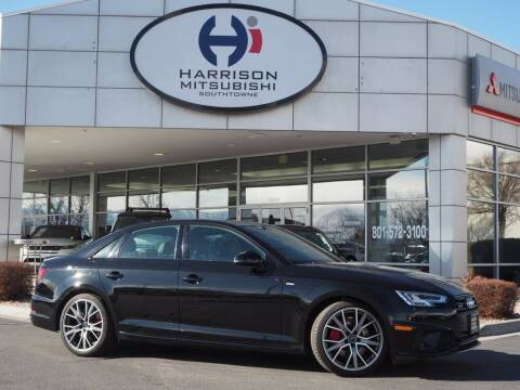 2019 Audi A4 for sale at Harrison Imports in Sandy UT