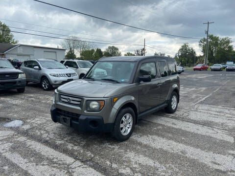 2008 Honda Element for sale at US5 Auto Sales in Shippensburg PA