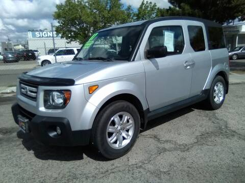 2007 Honda Element for sale at Larry's Auto Sales Inc. in Fresno CA