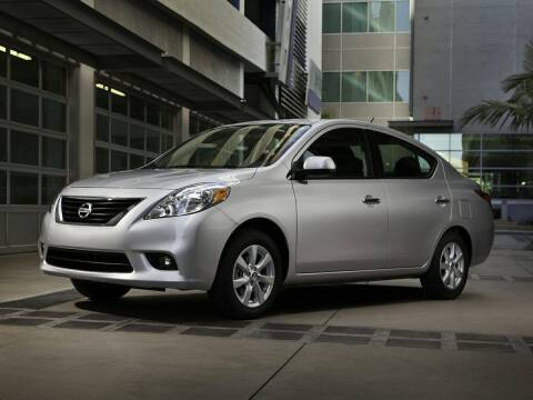 2014 Nissan Versa for sale at Harrison Imports in Sandy UT