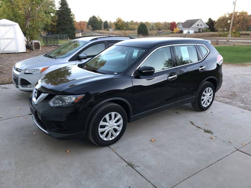 2014 Nissan Rogue Select for sale at Best Buy Auto Sales in Missoula MT