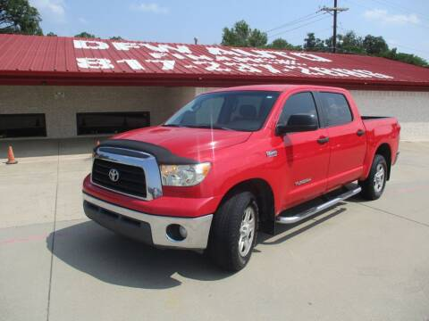 2008 Toyota Tundra for sale at DFW Auto Leader in Lake Worth TX