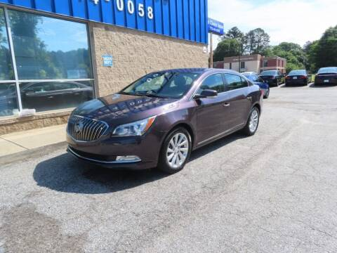 2014 Buick LaCrosse for sale at 1st Choice Autos in Smyrna GA