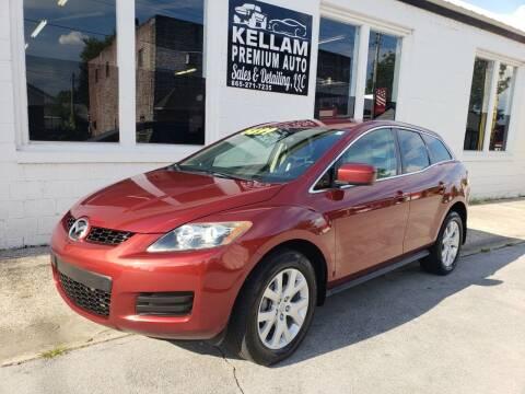2007 Mazda CX-7 for sale at Kellam Premium Auto Sales & Detailing LLC in Loudon TN
