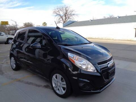 2015 Chevrolet Spark for sale at Bad Credit Call Fadi in Dallas TX