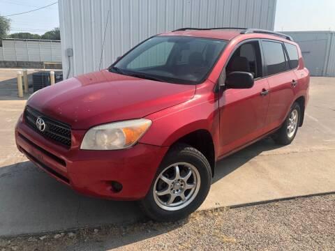 2006 Toyota RAV4 for sale at Bad Credit Call Fadi in Dallas TX