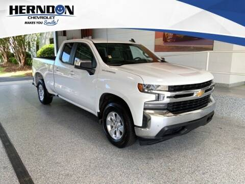 2019 Chevrolet Silverado 1500 for sale at Herndon Chevrolet in Lexington SC
