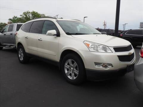 2012 Chevrolet Traverse for sale at Buhler and Bitter Chrysler Jeep in Hazlet NJ
