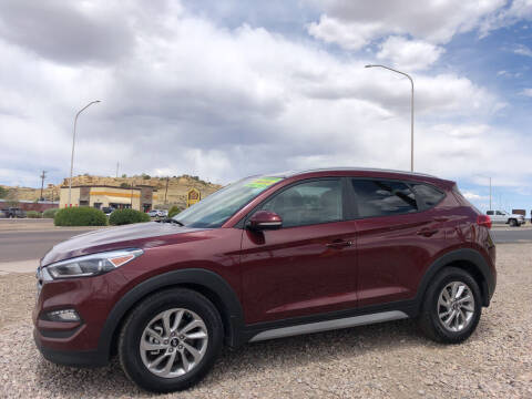 2017 Hyundai Tucson for sale at 1st Quality Motors LLC in Gallup NM
