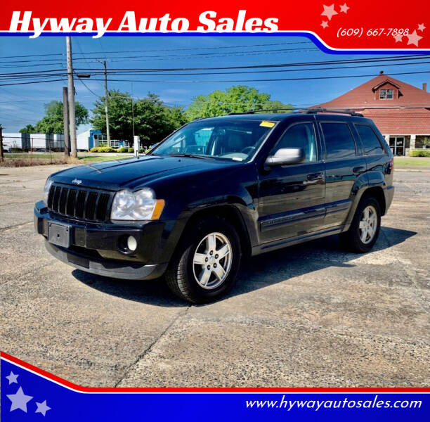 2006 Jeep Grand Cherokee for sale at Hyway Auto Sales in Lumberton NJ