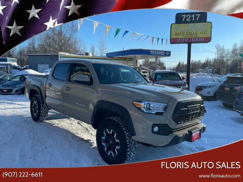 2017 Toyota Tacoma for sale at FLORIS AUTO SALES in Anchorage AK