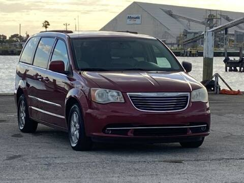 2013 Chrysler Town and Country for sale at Pioneers Auto Broker in Tampa FL