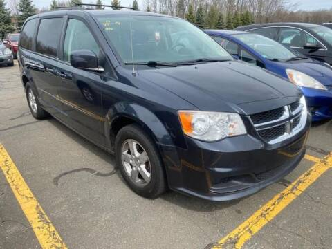2013 Dodge Grand Caravan for sale at New 3 Way Auto Sales in Bronx NY
