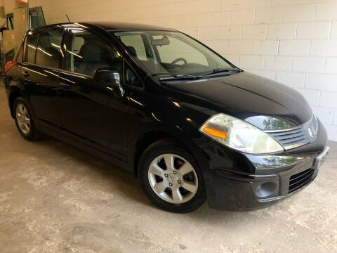 2009 Nissan Versa for sale at Dream Motor Cars in Arlington Heights IL
