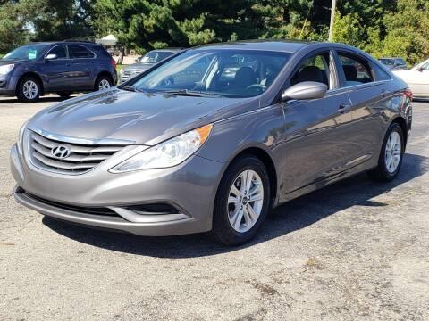 2011 Hyundai Sonata for sale at Thompson Motors in Lapeer MI