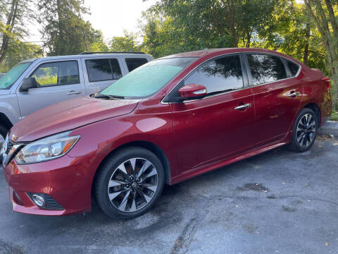 2018 Nissan Sentra for sale at Auto Exchange in The Plains OH
