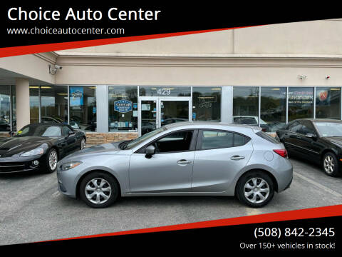 2014 Mazda MAZDA3 for sale at Choice Auto Center in Shrewsbury MA