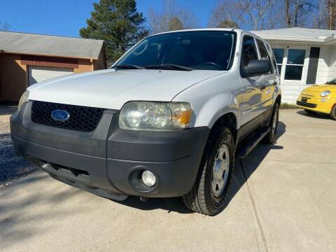 2007 Ford Escape for sale at Efficiency Auto Buyers in Milton GA