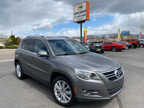 2009 Volkswagen Tiguan for sale at TDI AUTO SALES in Boise ID