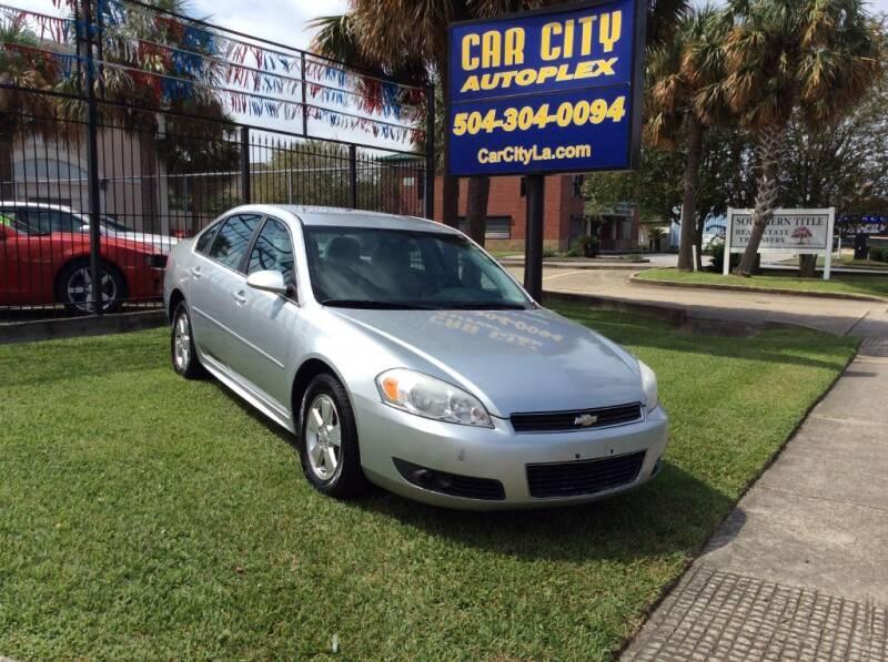 2011 Chevrolet Impala for sale at Car City Autoplex in Metairie LA