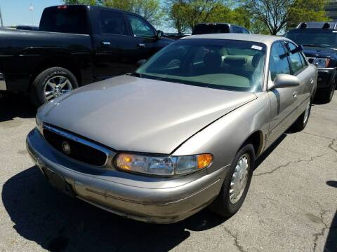 2000 Buick Century for sale at Glory Auto Sales LTD in Reynoldsburg OH