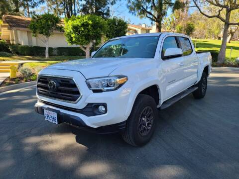 2018 Toyota Tacoma for sale at E MOTORCARS in Fullerton CA