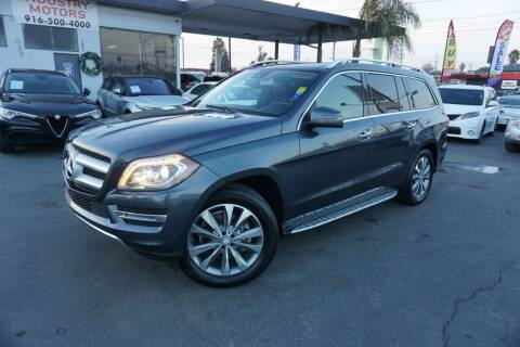 2015 Mercedes-Benz GL-Class for sale at Industry Motors in Sacramento CA