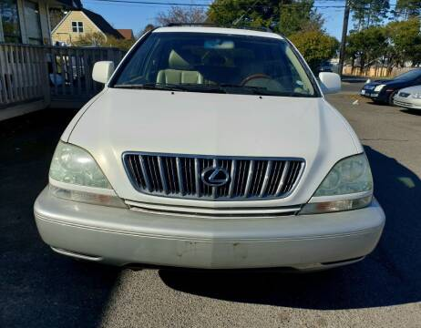 2002 Lexus RX 300 for sale at Life Auto Sales in Tacoma WA