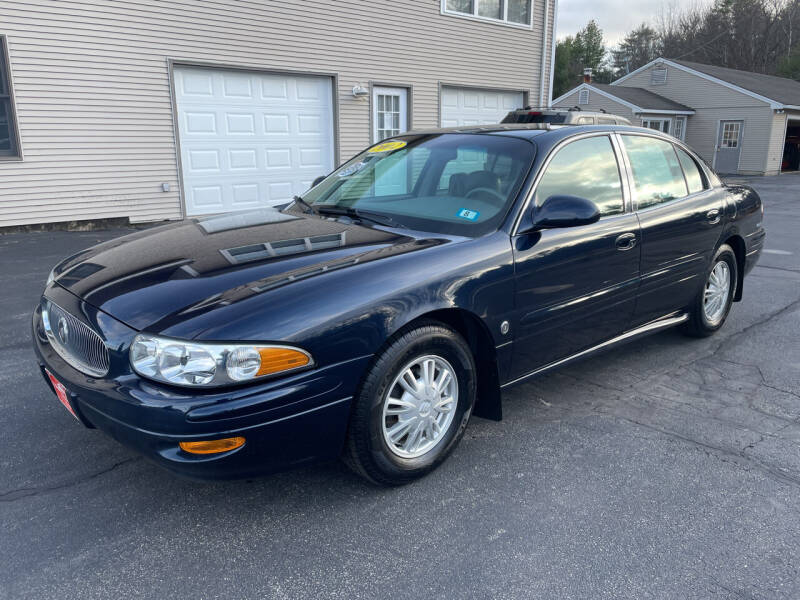 2002 Buick LeSabre for sale at Glen's Auto Sales in Fremont NH