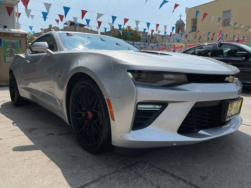 2016 Chevrolet Camaro for sale at Elite Automall Inc in Ridgewood NY