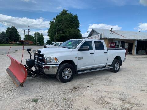 2014 RAM Ram Pickup 2500 for sale at GREENFIELD AUTO SALES in Greenfield IA