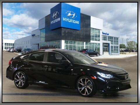 2019 Honda Civic for sale at Terry Lee Hyundai in Noblesville IN