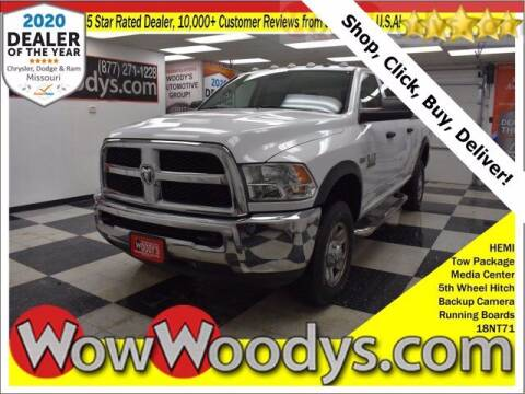 2018 RAM Ram Pickup 2500 for sale at WOODY'S AUTOMOTIVE GROUP in Chillicothe MO
