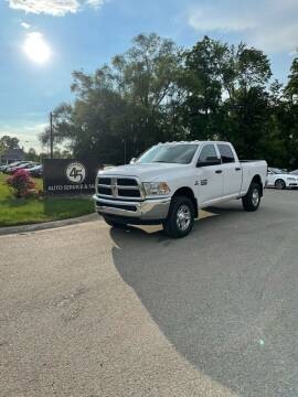 2016 RAM Ram Pickup 3500 for sale at Station 45 Auto Sales Inc in Allendale MI