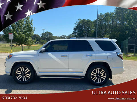 2014 Toyota 4Runner for sale at ULTRA AUTO SALES in Whitehouse TX