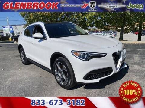 2019 Alfa Romeo Stelvio for sale at Glenbrook Dodge Chrysler Jeep Ram and Fiat in Fort Wayne IN