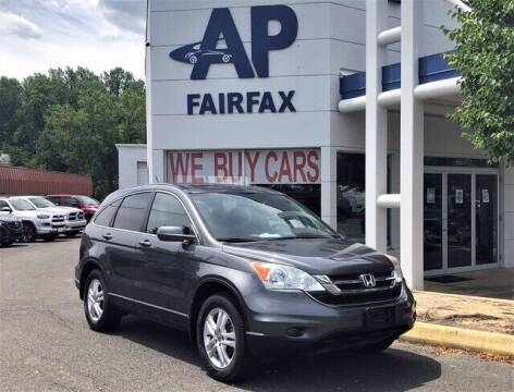 2011 Honda CR-V for sale at AP Fairfax in Fairfax VA