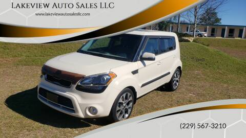 2013 Kia Soul for sale at Lakeview Auto Sales LLC in Sycamore GA