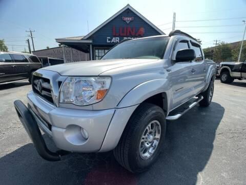 2005 Toyota Tacoma for sale at LUNA CAR CENTER in San Antonio TX