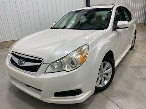 2011 Subaru Legacy for sale at EUROPEAN AUTOHAUS, LLC in Holland MI
