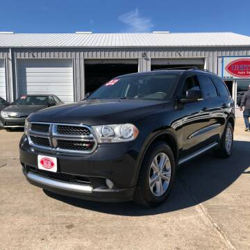 2012 Dodge Durango for sale at UNITED AUTO INC in South Sioux City NE