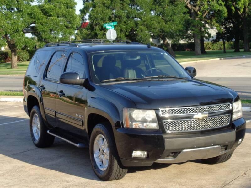 2011 Chevrolet Tahoe for sale at Auto Starlight in Dallas TX