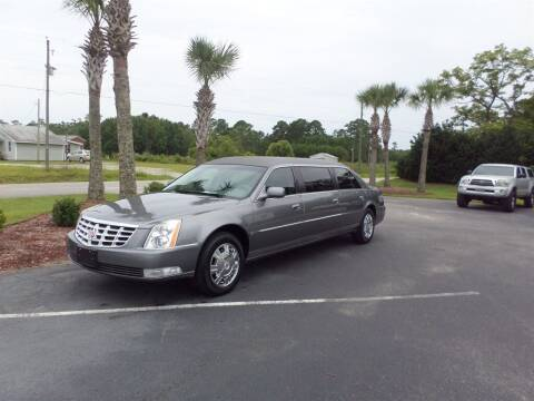 2010 Cadillac DTS Pro for sale at First Choice Auto Inc in Little River SC