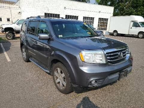 2013 Honda Pilot for sale at BETTER BUYS AUTO INC in East Windsor CT