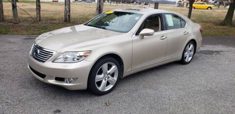 2011 Lexus LS 460 for sale at Elite Auto Sales in Herrin IL