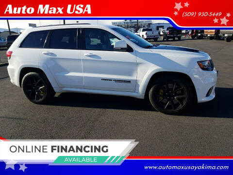 2020 Jeep Grand Cherokee for sale at Auto Max USA in Yakima WA
