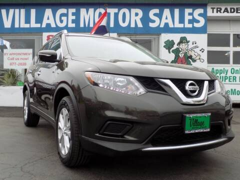 2014 Nissan Rogue for sale at Village Motor Sales in Buffalo NY