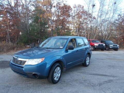 2009 Subaru Forester for sale at Manchester Motorsports in Goffstown NH