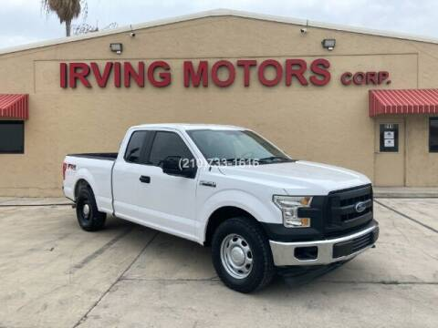 2017 Ford F-150 for sale at Irving Motors Corp in San Antonio TX