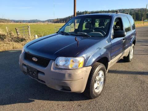 2002 Ford Escape for sale at State Street Auto Sales in Centralia WA